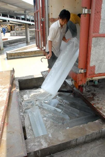 Ham Thu Thiem Tron betong bang nuoc da bao